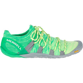 Merrell Vapor Glove 4 3D Shoes Damen sunny lime/beetle